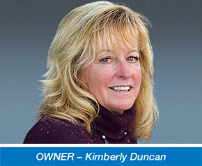 Owner - Kimberely Duncan